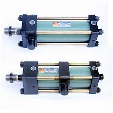 DHC-HS Series <br>로드측 트러니온형(TA형)<br>중간 트러니온형(TC형)
