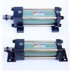DHC-HS Series <br>측면후트형(LA형)<br>축방향후트형(LB형,70K)